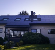 After Solar PV Installation