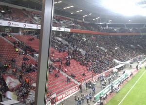 Leverkusen-Mainz match