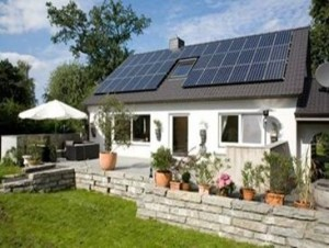 SunPower installation © SunPower Corp.