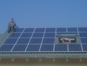 New PV system homeowner takes a closer look